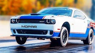 2020 Challenger Drag Pak – Quarter-mile as 7.50 seconds