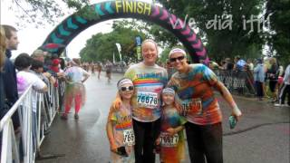 Shaklee 180 Month 4 Update - The Color Run Thumbnail