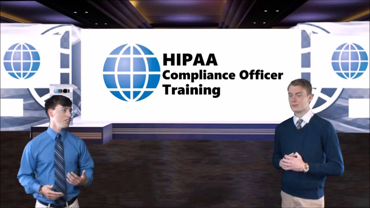 Hipaa compliance officer training intro youtube - Qualifications for compliance officer ...