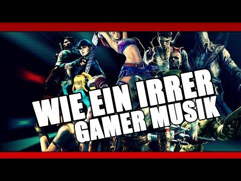 Gamer Musik - Wie ein Irrer by Execute (Prod by Layird)