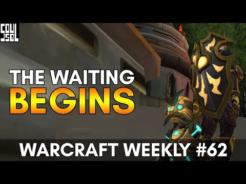 There's a TON to speculate on while we wait for Blizzcon! - Warcraft Weekly #62