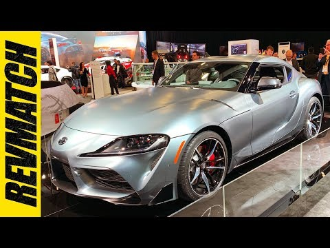 2020 Toyota Supra - Details and Specs