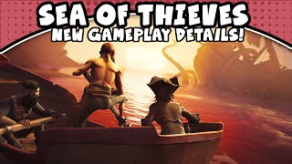 SEA OF THIEVES: NEW DETAILS | PvP Combat, Kraken, Multiplayer Crews and More! (Gameplay Discussion)