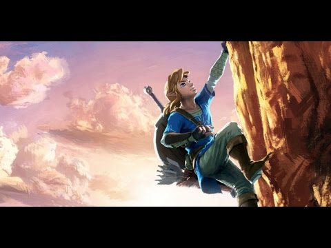 90 Minutes of Zelda: Breath of the Wild Gameplay