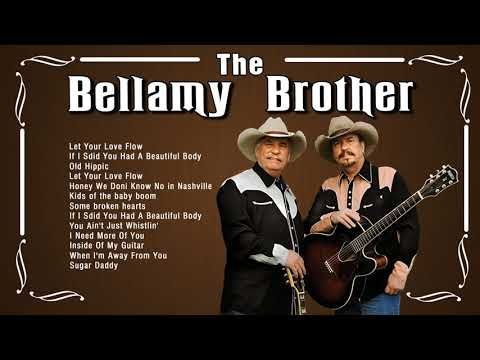The Bellamy Brothers Greatest Hits - Best songs of Bellamy Brothers (Full Album)