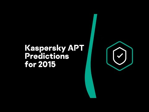 Kaspersky Lab APT Predictions for 2015
