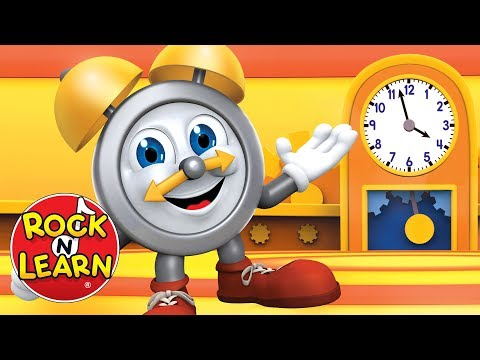 Learn To Tell Time On A Clock | Analog Clock Practice For Kids