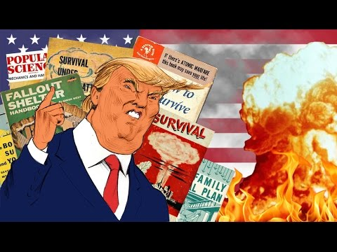 DONALD TRUMP NUCLEAR WAR APOCALYPSE, From YouTubeVideos