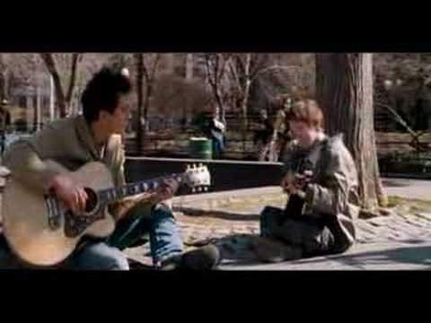 August Rush - Louis & Evan Playing Together (Dueling Guitars) #1