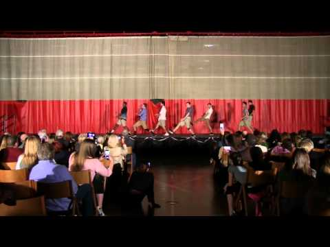 Urban Beats Final Showcase 2016 - Guys Dance
