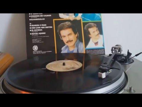 Orhan Gencebay - Beni Biraz Anlasaydın ( Orijinal LP Kayıt )