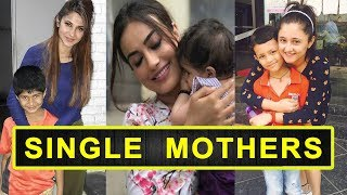 Gambar cover Top 10 Single Mothers Of Indian Television 2019