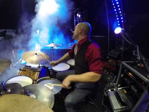 Kevin Murphy DrumCam -