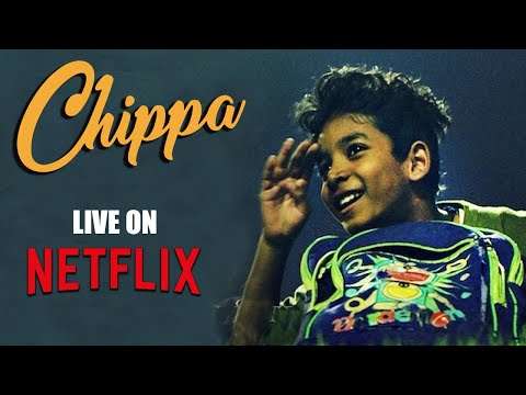 """Chippa"" Official Trailer | Live On Netflix | Sunny Pawar | Award-Winning Film"