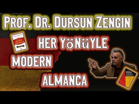 En Kolay Almanca Öğrenme Yöntemleri Prof. Dr. Dursun Zengin