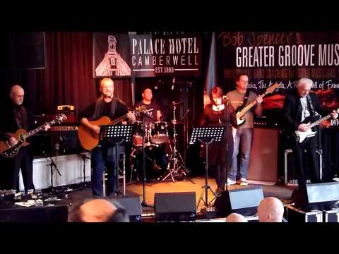 Pink Floyd - Comfortably Numb cover - 7 Degrees Band in Melbourne