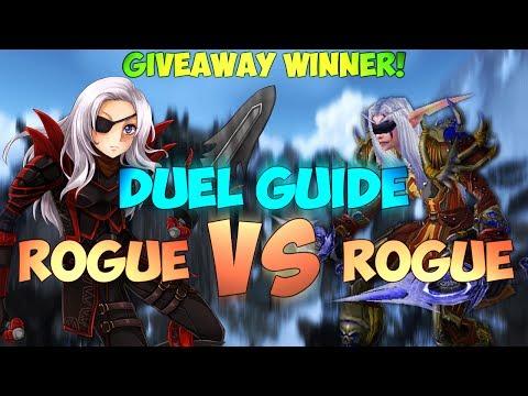 Combat rogue pvp guide arena junkies