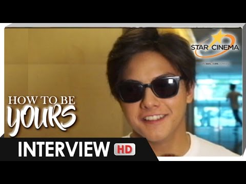 Interview | Daniel Padilla | 'How To Be Yours'