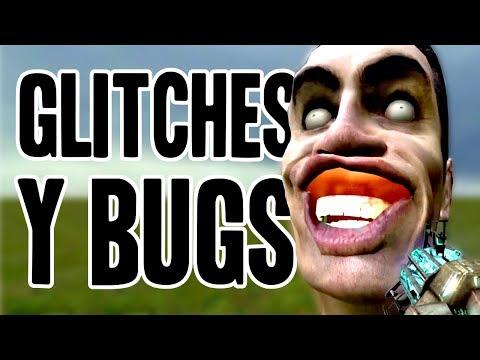 Los BUGS y GLITCHES más graciosos de los videojuegos!
