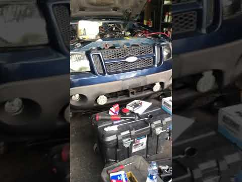 ford explorer sport trac a/c problems fix also resistor and orifice tube located