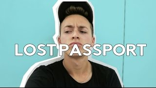 LOSING MY PASSPORT IN CHINA