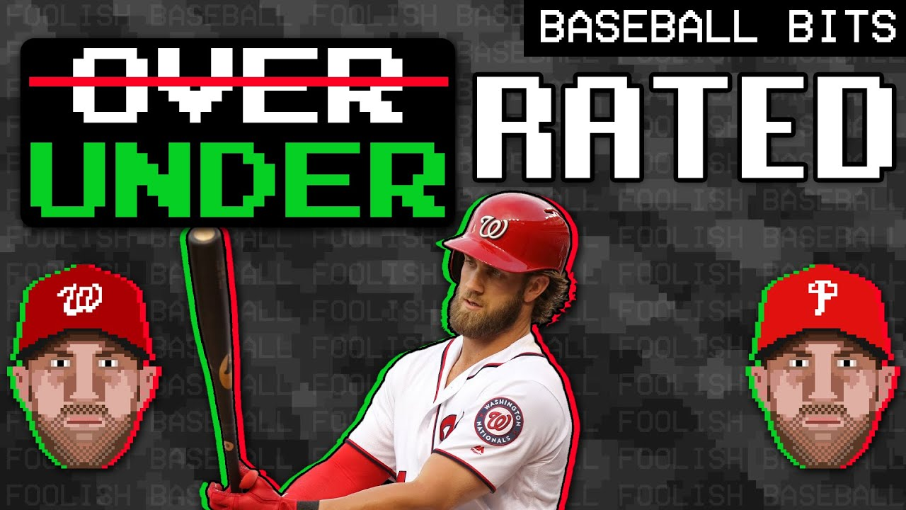 Bryce Harper Dominated 2015. Then the Haters Arrived | Baseball Bits
