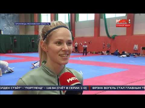 Сборная России по тхэквондо готовится к Чемпионату мира