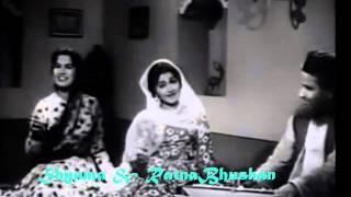 garjat barsat saawan aayo re..Suman Kalyanpur_Kamal Barot_Lata_Roshan..a tribute