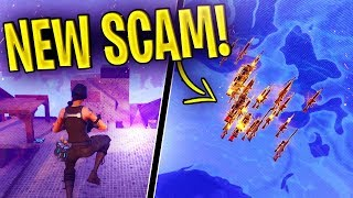 * NUEVA Estafa * La estafa Super Jump BEAWARE! Scammer se expone en Fortnite Save The World