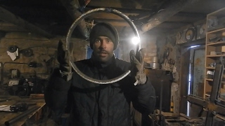 видео Садовая решетка 15х15 мм (рулон 1х10 м)