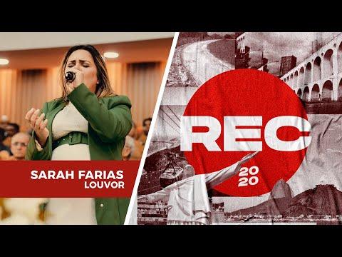REC 2020 - Sarah Farias | Coisas Maiores