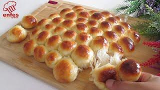 Никакого замешивания (Вы будете зависимы !! Самый мягкий хлеб - супер пушистый.