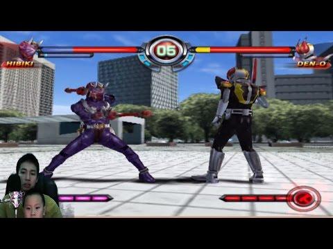 Sieu Nhan Game Play   siêu nhân dế   Game kamen rider climax heroes   Câu chuyện của rider Habiki