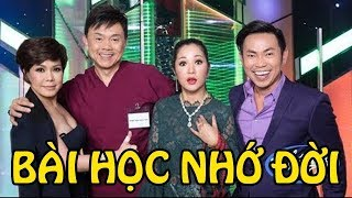 Hài - Chí Tài - Hoài Tâm - Việt Hương - Thúy Nga - Hà Thanh Xuân - Bài Học Nhớ Đời