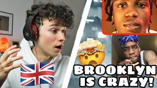 THE WOOS VS THE CHOOS:BATTLE FOR BROOKLYN-TRAP GEEK(Reaction)