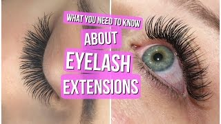 One of Erin Scott's most viewed videos: EYELASH EXTENSIONS 101 // Everything you NEED to know!
