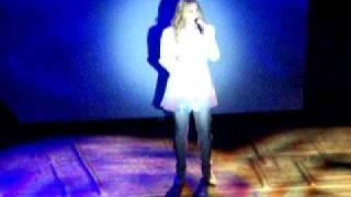Lara Fabian - Theme From Mahogany (Liège 30/09/09)