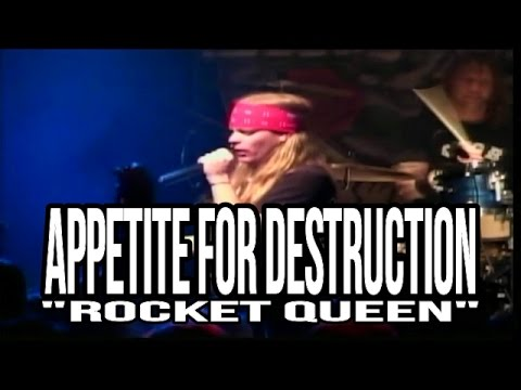 "APPETITE FOR DESTRUCTION (Guns n Roses Tribute) ""Rocket Queen"" (Multi Camera)"