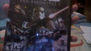STAR WARS FAN FAVORITES 1 and 2 PC GAMES REVIEW