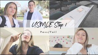 USMLE Step 1 Pass/Fail | VLOG