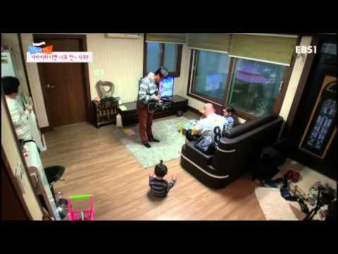 글로벌 가족정착기 - 한국에 산다-우리 집 위층에 미국 사위가 산다1_#001