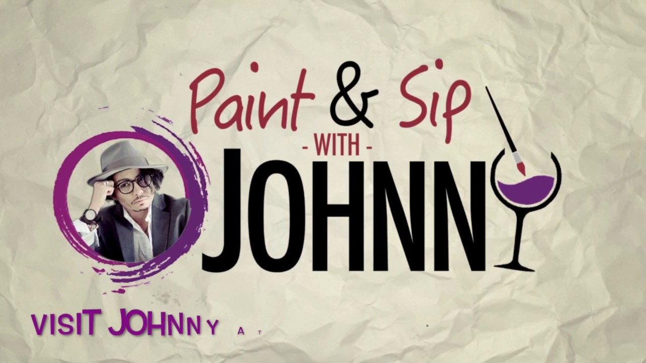 PAINT WITH JOHNNY COMMERCIAL