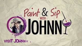 **NEW** PAINT and SIP with Johnny Depp Commercial