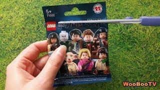 LASTENOHJELMIA SUOMEKSI - Lego Minifigures - Harry Potter ja ihmeotukset - osa 10