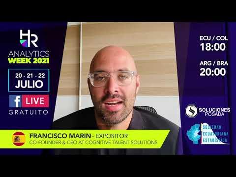 HR Analytics Week 2021 - Francisco Marin