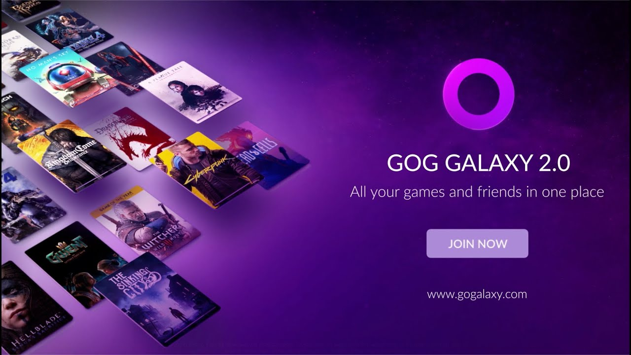 GOG GALAXY 2 0 - All your games and friends in one place
