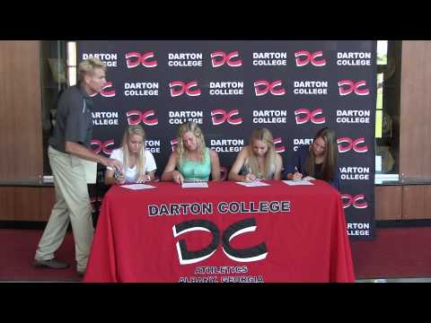 Darton State College 2015 Signing Day