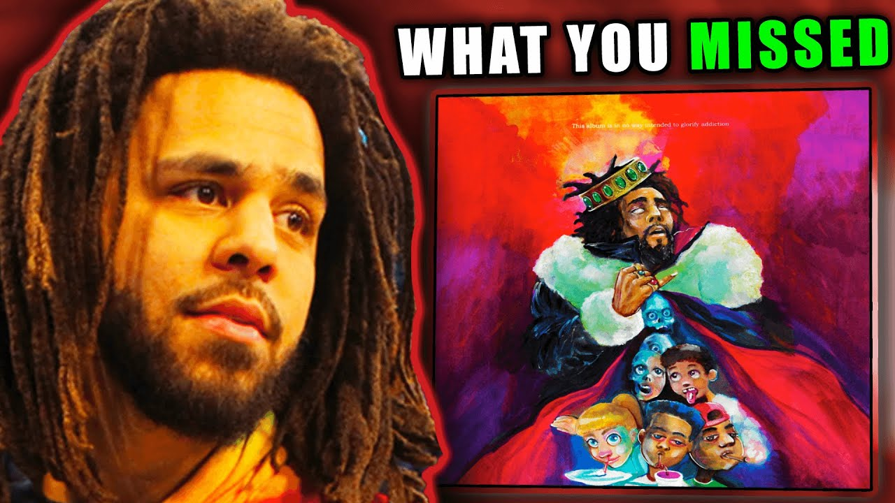 5 Takeaways From J. Cole's New Album The Off-Season