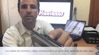tutorial para Instalar disco duro en un dvr para camaras de seguridad video vigilancia CCTV