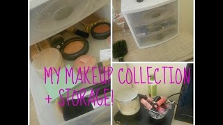 Makeup Collection + Storage Thumbnail